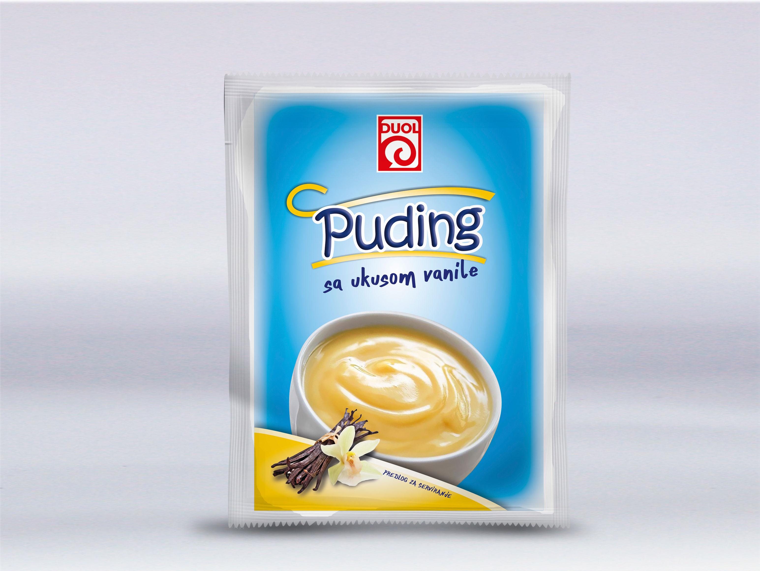 Puding od vanile 40g
